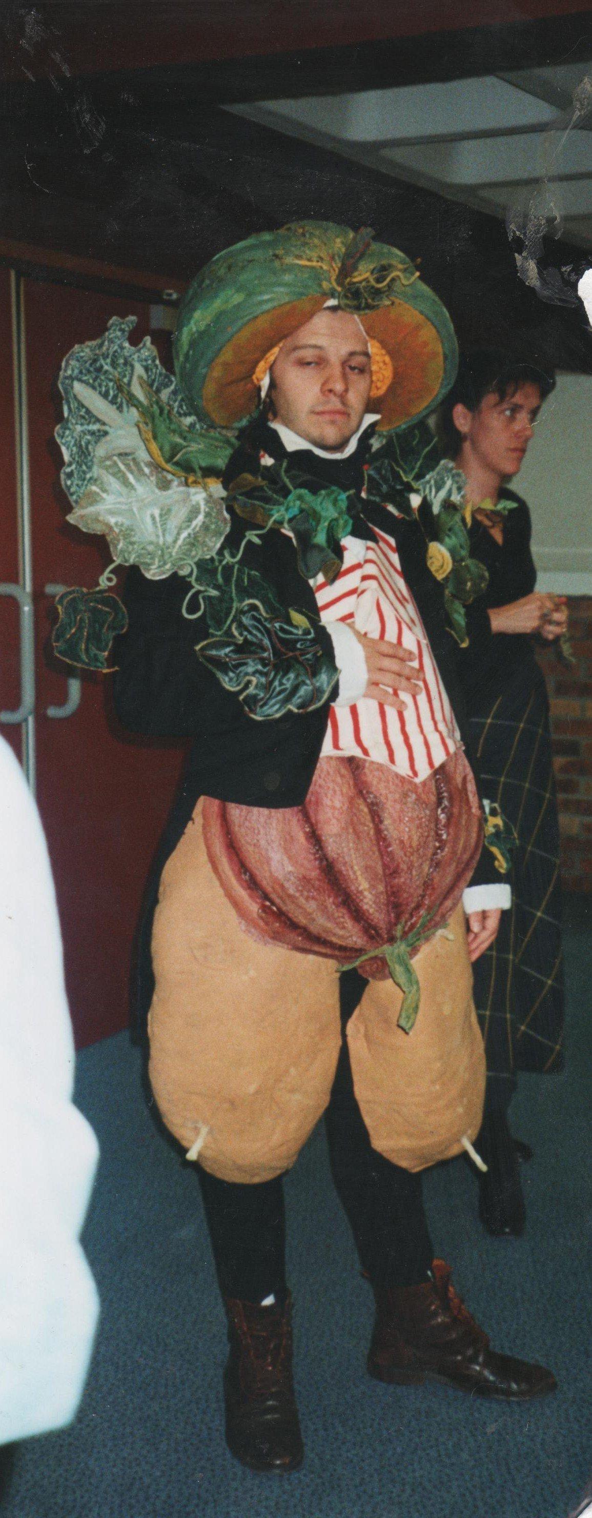 Costume légumes